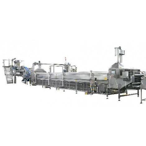 Linea automatica per la produzione di lasagne e cannelloni pronti