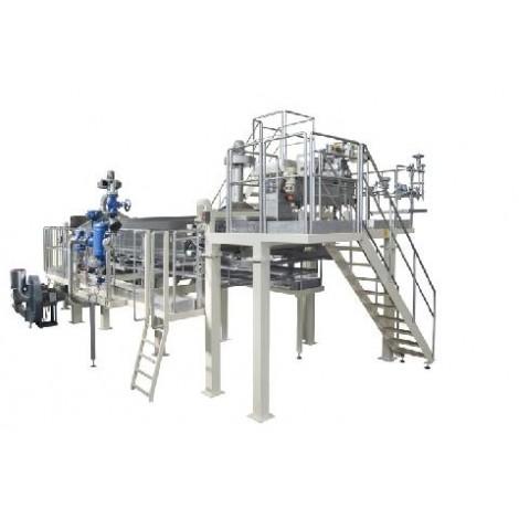 Linea per la produzione di pasta senza glutine secca NO GLUT RAW