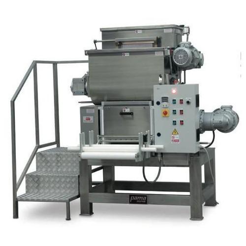 Laminatoio sfogliatrice automatica per pasta fresca mod. CA/400-N
