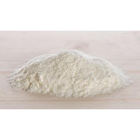 Farina di mais bianco