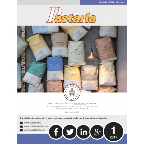 Pastaria, information and professional updates for pasta manufacturers