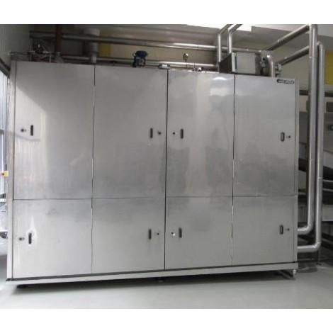Dryer for short-cut pasta mod. EPC