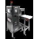 Sistema d'ispezione non distruttivo della tenuta della saldatura per rilevare i micro-fori