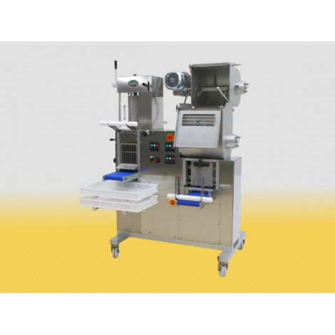 Sheeter-based combined pasta machine - Mod. SINTESI
