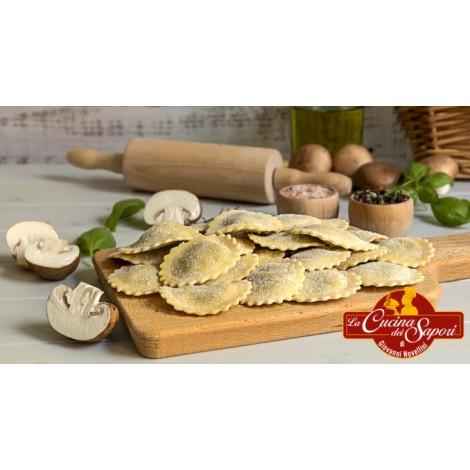 Semilavorato di Funghi per ripieni di pasta