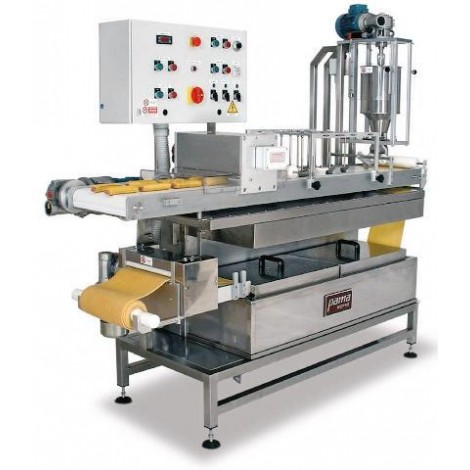 Machine for the production of ready meals lasagna and cannelloni model CN/2000