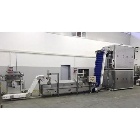 Pre-essiccatoio raffreddatore per pastifici industriali serie PE/RF