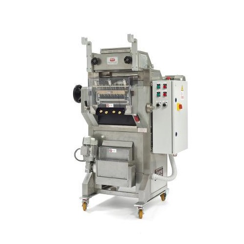 Macchina formatrice automatica per cappelletti e agnolotti a 4 punzoni mod. RC/4-N