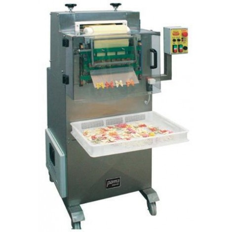 Machine for the production of pasta butterfly of different shapes and sizes mod. MF/200-3