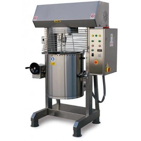 Gnocchi Mixers Cookers mod. IG/40-2V