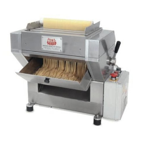 Cutters table for pasta factory and Restaurants for long and short cuts mod. TRM/5-N