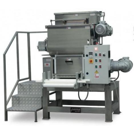 Laminatoio sfogliatrice automatica per pasta fresca mod. CA/280-N