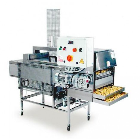 Pasteurizers for fresh pasta and stuffed mod. PS/150