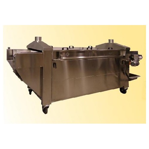 Electric compact continuous cooker