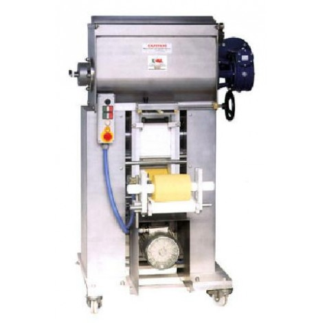 AUTOMATIC PASTA SHEETER WITH ONE MIXER MOD. A500