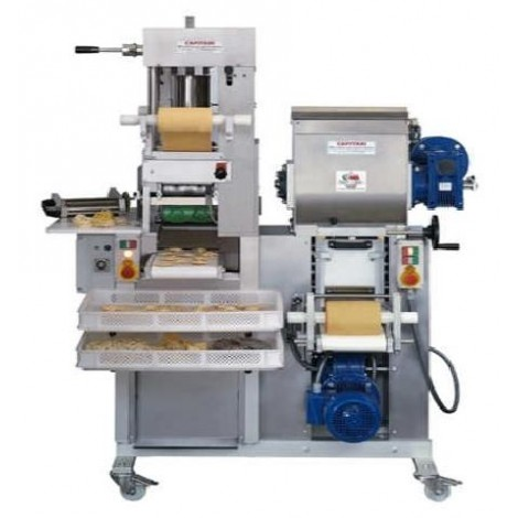 AUTOMATIC MULTIPORPOSE GROUP FOR PASTA E RAVIOLI MOD KOMBY250