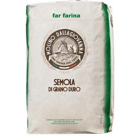 Semolina - Durum wheat
