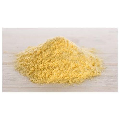 Farina di mais giallo