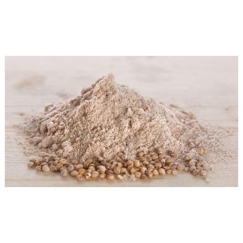 Farina e granella di sorgo bianco