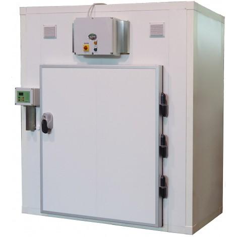Closed dryer