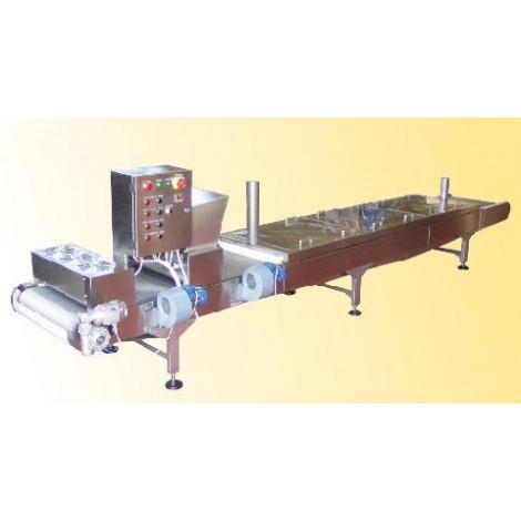 Pastorizzatore elettrico serie PSE
