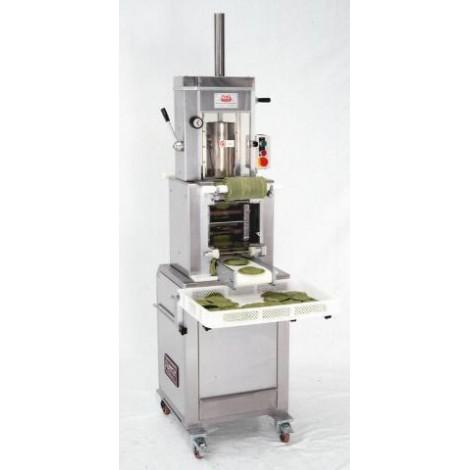 Raviolatrice automatica doppia sfoglia a torchietto mod. RN/120-TS