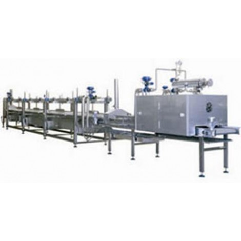 STEAM PASTEURIZER